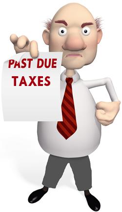 third party tax debt collector