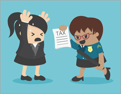 4 major life changes and taxes