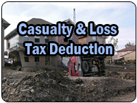 casualty and loss tax deduction