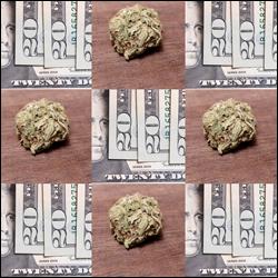 marijuana tax problems