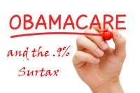 obamacare and .9% surtax surprise