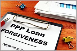 ppp forgiven loan not taxable