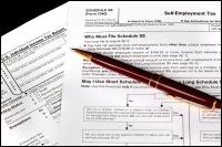 self employment tax IRS