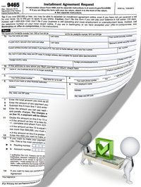 IRS Form 9465 Instructions